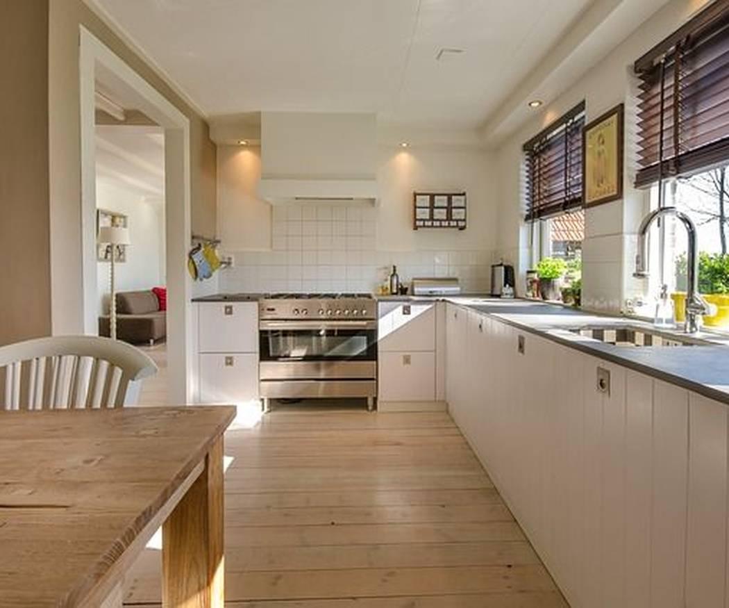 Muebles de Tipos de mesas para la cocina